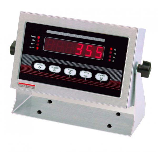 rice lake IQ 355-indicator